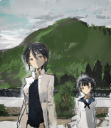 北郷と坂本