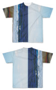 Tシャツ フルグラフィック センターシー