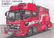 東京消防庁 武蔵野R