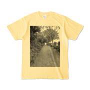 Tシャツ ライトイエロー GREEN_ROAD