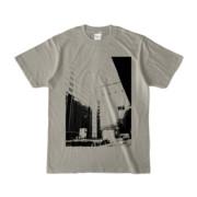 Tシャツ シルバーグレー Shinjuku_HONYA