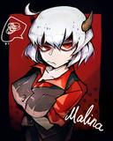 毒舌悪魔のマリーナ