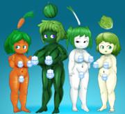 野 菜 性 活