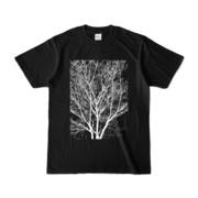 Tシャツ ブラック KURO.KI