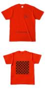 Tシャツ レッド 猫MINI