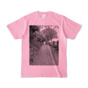 Tシャツ ピーチ GREEN_ROAD