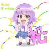 【誕生日イラスト】輿水幸子
