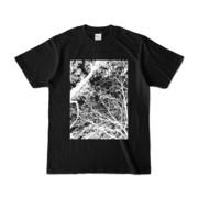 Tシャツ ブラック FOREST_MORI