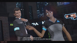 (MMD//DBH) - Akira and Connor