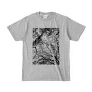 Tシャツ 杢グレー FOREST_MORI