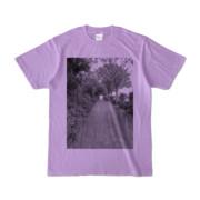 Tシャツ ライトパープル GREEN_ROAD