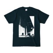 Tシャツ ネイビー Shinjuku_HONYA
