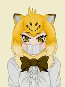 ジャガーと例のマスク