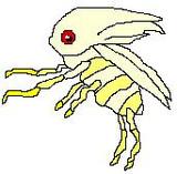 神祭四天王カイシーメの部下・磁虚蟲