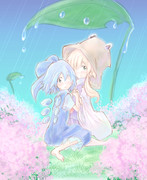 ☆ ヒミツの雨宿り ❆