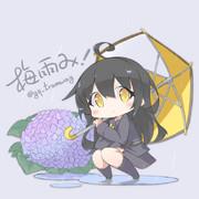 梅雨みっか