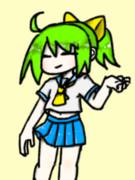 ミニスカセーラー服DIYUSI
