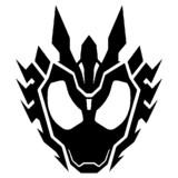 仮面ライダーバルカンのライダーズクレスト