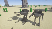 【JointBlock】MT(敵性自律機)【Minecraft】