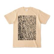 Tシャツ ナチュラル MOKUME-MOKUME