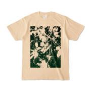 Tシャツ ナチュラル PLANT_GREEN