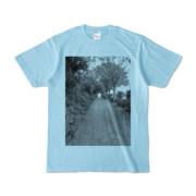 Tシャツ ライトブルー GREEN_ROAD