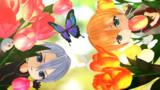 春の花便り~チューリップ