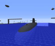 【配布】MCヘリ おやしお型潜水艦