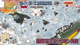 進撃!第二次作戦【南方作戦】第三次ソロモン海戦 驚異の防空網…追撃戦線!正規空母達の戦い!