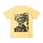 Tシャツ ライトイエロー Ki&Happa