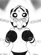 【キルラキル 蛇崩乃音】ののん、ボクシング部に入部!【kill la kill】