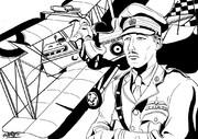 リアルバトルフィールドその2~英連邦ニュージーランド軍パイロット キース・キース・コールドウェル