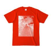 Tシャツ レッド GREEN_ROAD