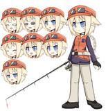 釣り人ONEちゃん(自分用)