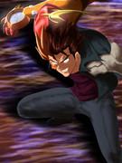 【スクライド】シェルブリットのカズマ