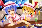 【レミフラ!】一緒に食べましょ…♡