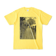 Tシャツ イエロー GREEN_ROAD