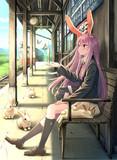 駅とうどんげ
