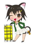 招き猫テンダちゃん