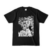 Tシャツ ブラック Ki&Happa