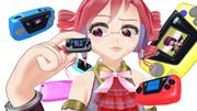 【MMD】ゲームギアミクロ