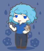 梅雨なので調子に乗るkofji姉貴