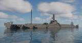 【Minecraft】伊号第百六十八潜水艦 1943