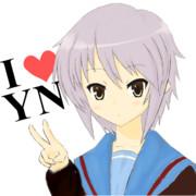 YUKI.N> ピース。