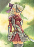 エルフの騎士