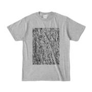 Tシャツ 杢グレー MOKUME-MOKUME