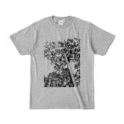 Tシャツ 杢グレー Ki&Happa