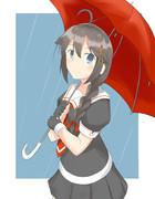 「雨はいつか止むさ・・・」