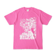 Tシャツ ピンク Ki&Happa