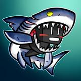 サメになったkeiさん